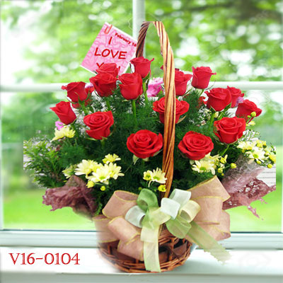 Flower of Vietnam, Saigon flower , Valentine's flower Vietnam , vietnam florist, vietnam flower shop, goi hoa ve vn, goi qua , being in love