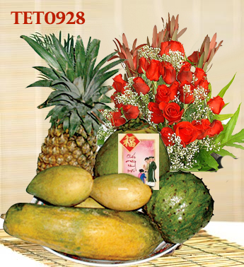 Flowers and Gifts Delivery To All Major Cities Of Vietnam from the first teleflorist in Vietnam